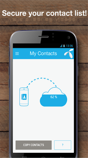 #1. My Contacts (Android)