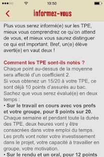 TPE Phosphore Capture d'écran