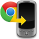 Google Chrome to Phone icon