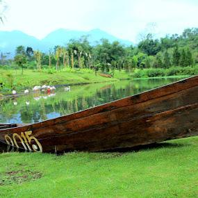 by Zulfikar Achmad - Transportation Boats