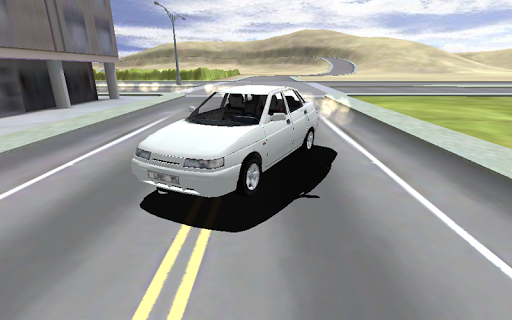 Lada Racing Simulator 21110