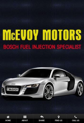Mcevoy Motors