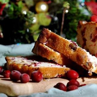 Von Norasing's Cranberry bread