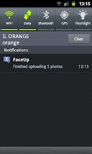 FaceUp - screenshot thumbnail