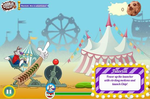 Nestle© Cookie Crisp Carnaval