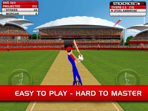 Stick Cricket screenshot 13