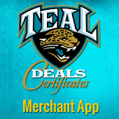 Teal Deals Merchant App