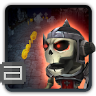 CRYPT ESCAPE 3D Zombie Runner icon