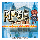 The RPG style Livewallpaper