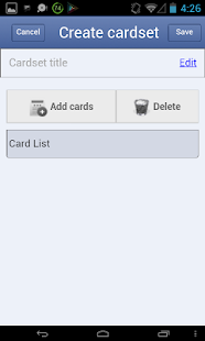CCMSE Flashcards- screenshot thumbnail