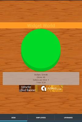 Button Billionaire - screenshot