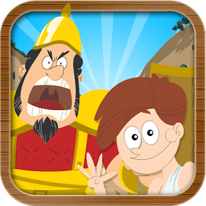 David & Goliath Bible Story for PC and MAC