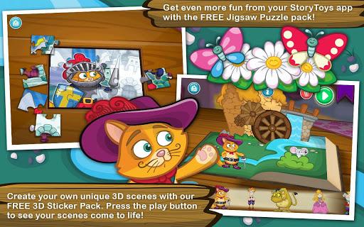 【免費書籍App】Grimm's Puss in Boots-APP點子