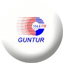 Guntur 104.6 FM – Bali logo