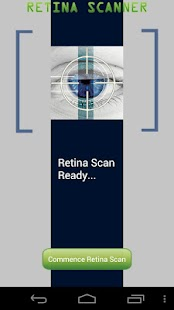 Retina Scanner HD - screenshot thumbnail