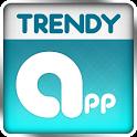 Trendy App icon