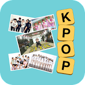 KPOP Game: Pic To Word