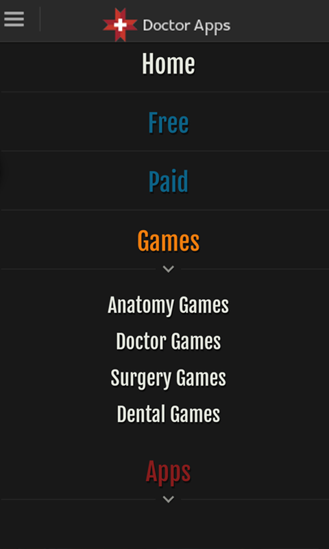 Doctor Games & Apps- screenshot