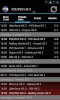 Screenshot of Mijn Volleybal (Mijn Nevobo)