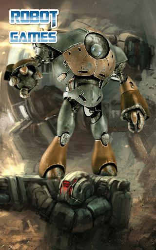 機器人遊戲