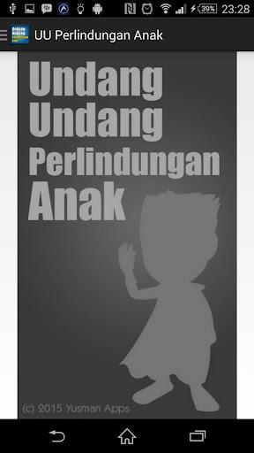 UU Perlindungan Anak