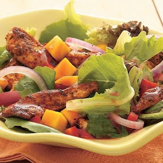 Tropical Chicken Salad.
