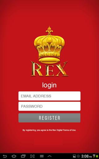 Rex Reader