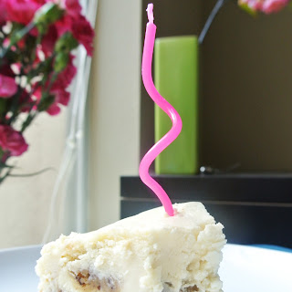 Healthier Cookie Dough Cheesecake