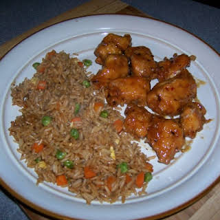 Panda Express Orange Chicken.