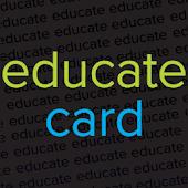 educate card