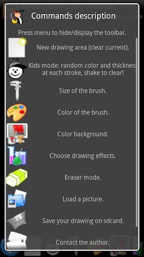 Multi Touch Paint screenshot