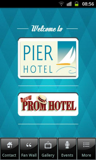 Pier and Prom Hotels