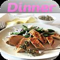 Dinner Recipes icon