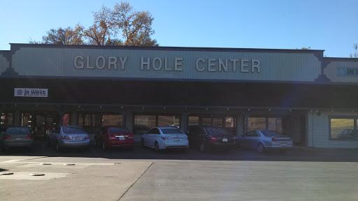 Glory hole centre
