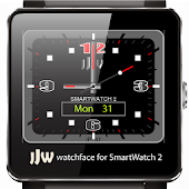 JJW Tech Watchface 1 SW2