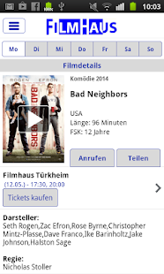 Filmhaus Huber- screenshot thumbnail