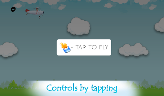 Flying Plane 動作 App-愛順發玩APP