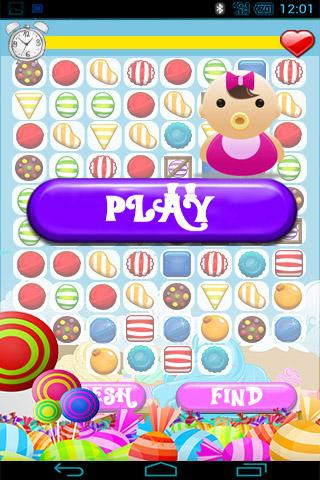 Candy Baby Frenzy Day