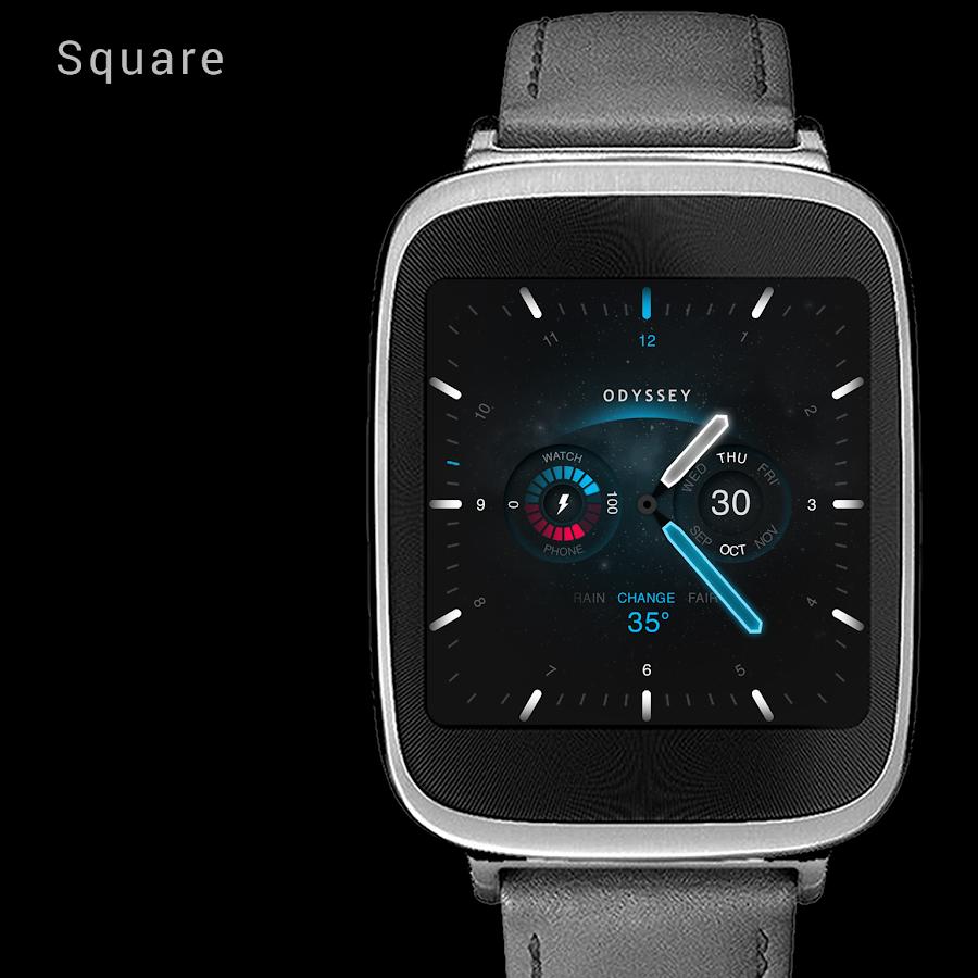 Odyssey Watch Face
