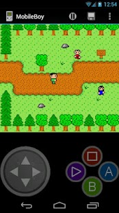 Mobile Gameboy - screenshot thumbnail