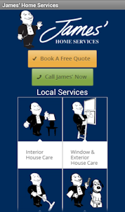 James' Home Services- screenshot thumbnail