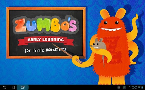 Zumbo's Early Learning - screenshot thumbnail