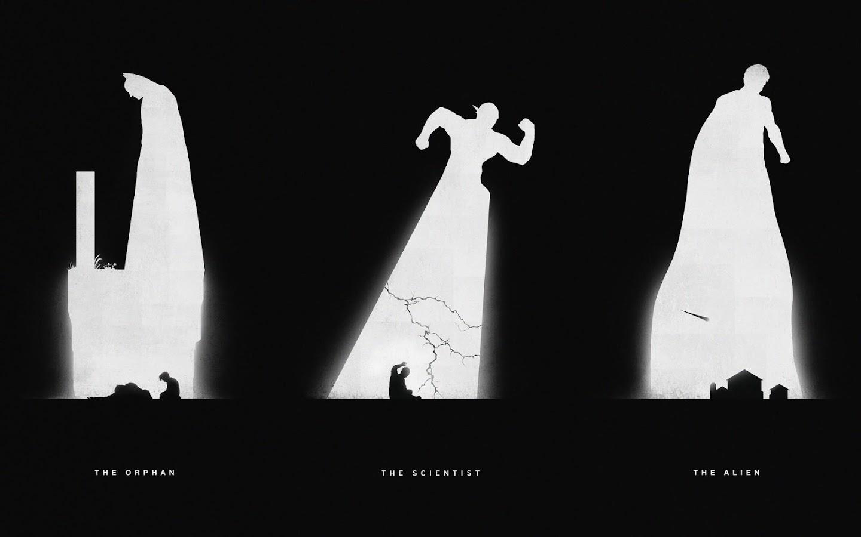 Hd wallpaper darkness - Superhero Wallpapers Screenshot