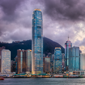 Hong Kong City Live Wallpaper