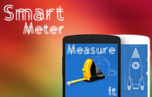 Meter rule - Smart Measure