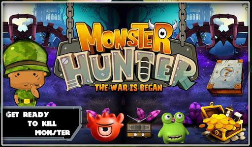 3D Monster Hunter