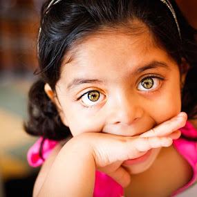 A Venomic Eyes........ with Innocence by Vivek Inspires - Babies & Children Children Candids