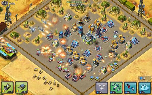 Iron Desert - Fire Storm 5.6 screenshots 24