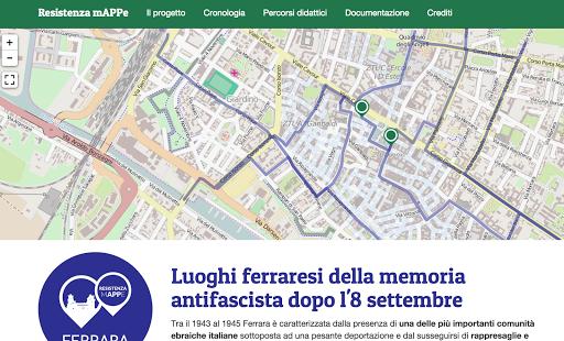 Resistenza mAPPe Ferrara