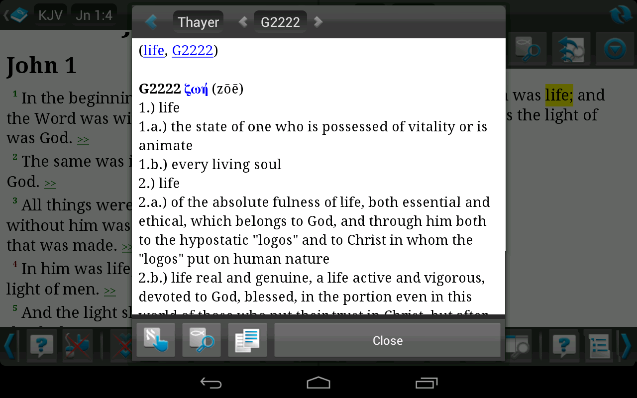 Bible-Discovery - screenshot